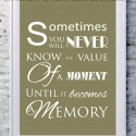 Sometimes you will never know..